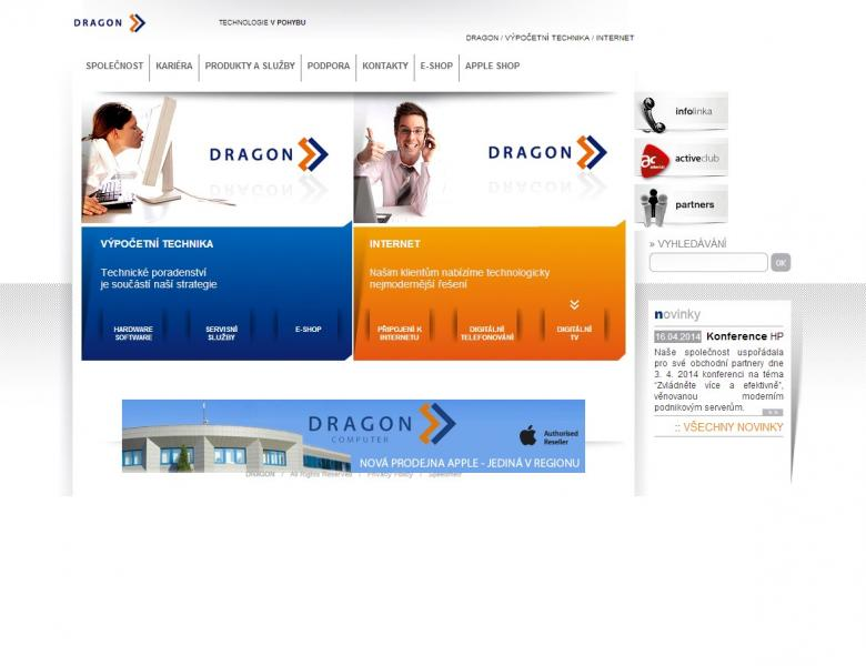 Dragon Internet a.s.